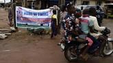 Igbo-Ora dikenal sebagai kota dengan jumlah orang kembar terbanyak sedunia. (AFP/Pius Utomi Ekpei)