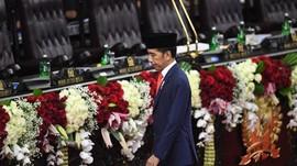 Pidato Lengkap Jokowi Usai Dilantik di MPR
