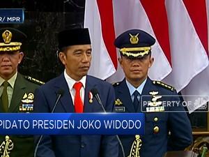 Saat Jokowi Bermimpi PDB RI 5 Besar Dunia & Kemiskinan 0%