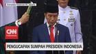 VIDEO: Pengucapan Sumpah Jokowi & Ma'ruf Amin
