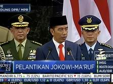 Janji Jokowi Periode II: Realisasikan Omnibus Law