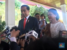 Jokowi: Besok Pagi Saya Kenalkan Menteri Baru