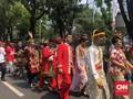 Jokowi-Ma'ruf Akan Diiringi Musik Dangdut Hingga 'Pengantin'