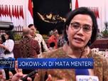 Duet Jokowi - JK di Mata Menteri