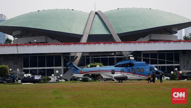 BIN Angkat Suara soal Pengamanan Ketat Pelantikan Jokowi