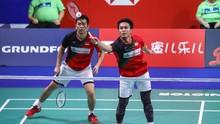 Hong Kong Open 2019: Ahsan/Hendra vs Wahyu/Ade di 16 Besar