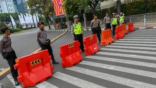Akses Pelabuhan Tanjung Priok Disekat saat Pelantikan Jokowi