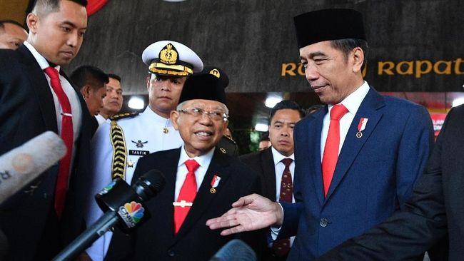 Jokowi-Ma'ruf Dilantik, PDIP Syukuran dan Potong Tumpeng