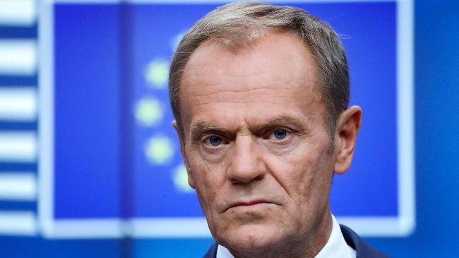 Uni Eropa Sepakat Undur Tenggat Brexit hingga Januari 2020