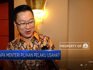 Ini Pilihan Menteri Jokowi Jilid II Versi Pelaku Usaha