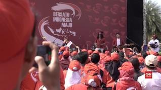 VIDEO: Musisi Meriahkan Pesta Perayaan Pelantikan Jokowi