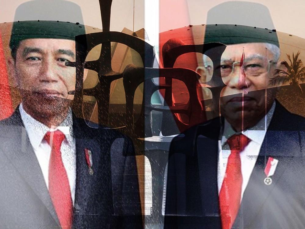 Indonesia Maju, Jokowi-Ma'ruf Amin Dilantik!