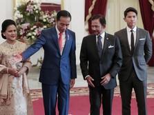 Muda, Tampan, Kaya, Ini Pangeran Brunei Abdul Mateen