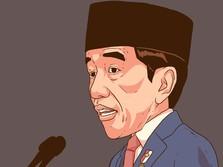 Setelah Dilantik, Begini Peringatan Jokowi ke Menteri &  PNS!