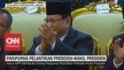 VIDEO: Ketua MPR Berpantun Untuk Prabowo di Pelantikan