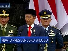 Ini Pidato Lengkap Jokowi Usai Pelantikan