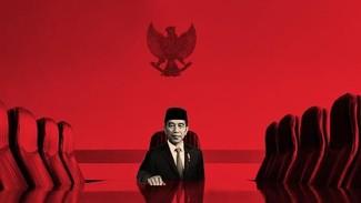 Bursa Menteri Jokowi