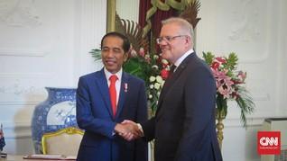 Sultan Brunei hingga PM Australia Bergiliran Temui Jokowi