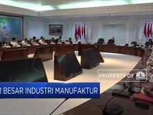 Industri Manufaktur PR Besar Jokowi - Maruf Amin
