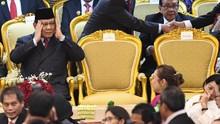 Pantun Bamsoet Soal Lapang Dada dan Kuda Prabowo