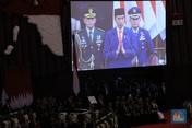 Detik-detik Jokowi-Ma'ruf Baca Sumpah Jadi Presiden & Wapres