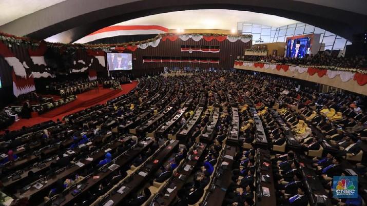 Dewan Perwakilan Rakyat (DPR) resmi mengesahkan Undang-undang persetujuan Kemitraan Ekonomi Komprehensif Indonesia-Australia (IA-CEPA).
