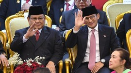 Sandiaga Uno Respons Positif Pidato Jokowi