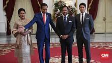 Deretan Pemimpin Dunia Hadiri Pelantikan Jokowi-Ma'ruf