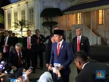 Drama Hari Ke-2 Kabinet Jokowi, Asing Sudah Kabur Rp 1 T