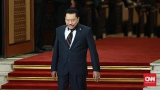 Hendropriyono: Ada Kesalahan Penempatan di Kabinet Jokowi