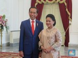 Kado Jokowi untuk Iriana: Durian Mahal Tapi Gak Enak
