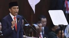 Jokowi Soal Imlek: Semoga Kita Semua Semakin Sejahtera