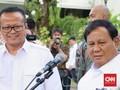 PDIP Sebut Jokowi Rangkul Gerindra Demi Stabilitas Nasional
