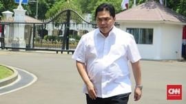 Tugas Berat Erick Thohir Berantas Korupsi di BUMN