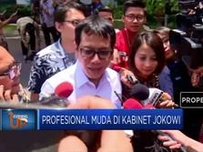 Profesional Muda di Kabinet Jokowi