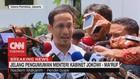 VIDEO: Masuk Kabinet, Nadiem Makarim Mundur dari Gojek