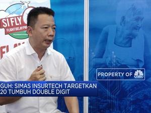Upaya Simas Insurtech Capai Target Premi Rp 100 M