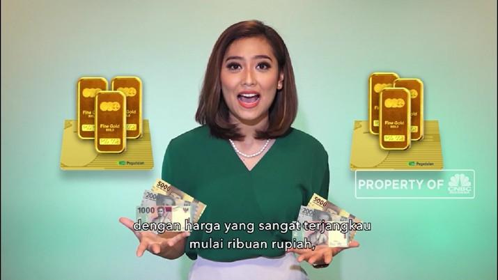 Tabungan Emas Pegadaian (CNBC Indonesia TV)
