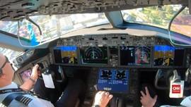 VIDEO: Rute Penerbangan Terpanjang Qantas Berakhir di Sydney