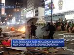 Aksi Unjuk Rasa di Hong Kong Berlanjut