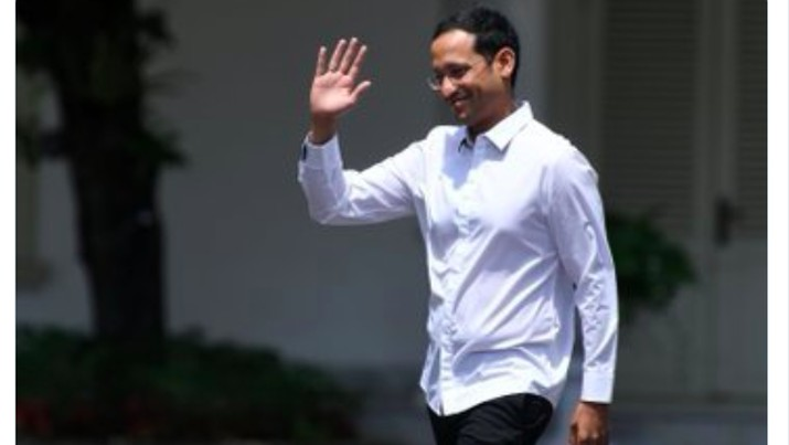 Sejumlah komunitas mitra driver online memberikan dukungan kepada Nadiem Makarim untuk menjadi menteri di Kabinet Jokowi-Ma'ruf.