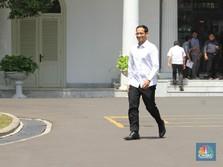 Jadi Mendikbud, Nadiem Makarim Jadi Menteri Termuda RI