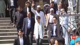 VIDEO: Masjid Kena Meriam Air, Pemimpin Hong Kong Minta Maaf