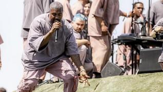 Sempat Ditunda, Kanye West Rilis 'Jesus is King' Jumat Ini