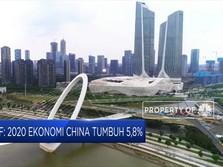 Wow, IMF Prediksi Ekonomi China Turun Jadi 5,8% di 2020