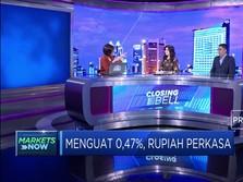 Jelang Kabinet Baru, Rupiah Menguat Ke Rp 14.073/US$