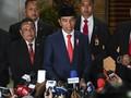 Jokowi Tunjuk ST Burhanuddin sebagai Jaksa Agung