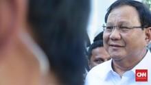 Prabowo Diminta Jokowi Urus Pertahanan di Kabinet Baru