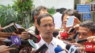 Pendiri Gojek Nadiem Makarim Jabat Mendikbud Kabinet Jokowi