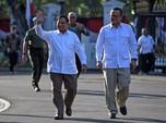 Jadi Menteri, Prabowo Diminta Jokowi Urus Pertahanan RI
